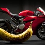 Merci pour ce moment: la Ducati Panigale imprimée en 3D