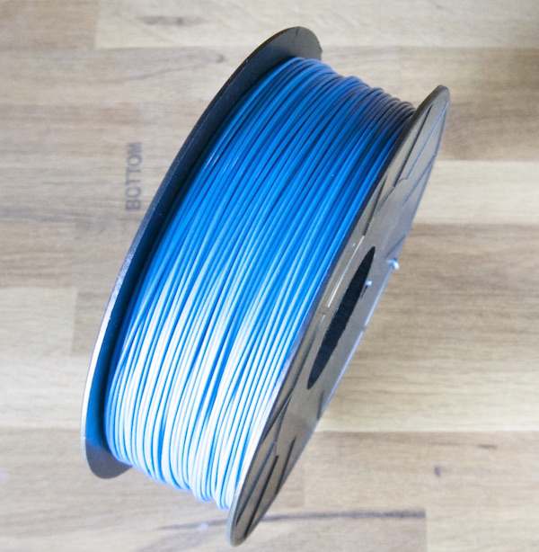 bobine ABS bleu ciel RAL 5015 - 600