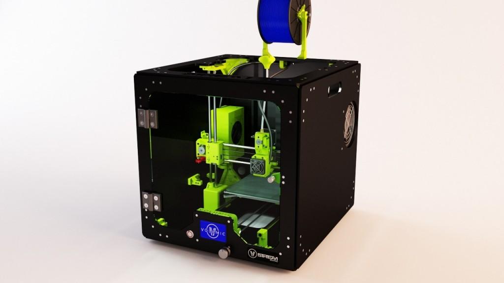 Imprimante 3d stream20pro un an plus tard 3dprint4ever - Imprimante 3d fonctionnement ...