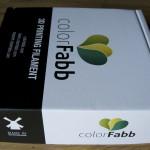 Test du Filament Bronze de chez ColorFabb