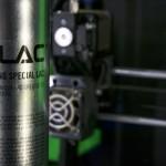 Test de l'adhésif en laque 3DLAC
