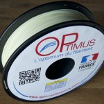 Test du fil ABS au Kevlar ® de chez Optimus